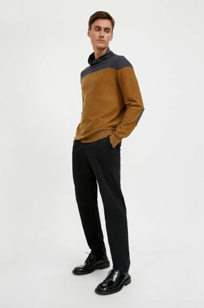 Джемпер мужской Finn Flare A20-42104 серый L