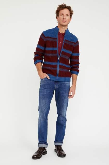 Кардиган мужской Finn Flare A20-42102 голубой M