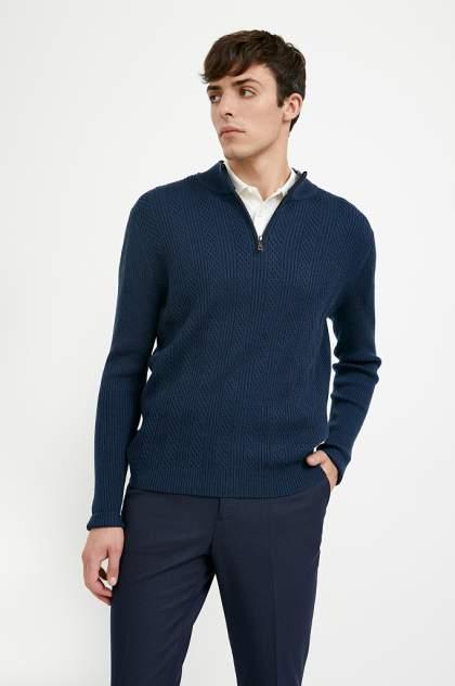 Джемпер мужской Finn Flare A20-22102 синий L