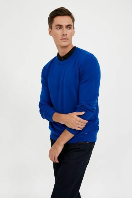 Джемпер мужской Finn Flare A20-21123 синий 2XL