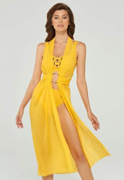 Туника женская MARC & ANDRÉ CU21-11 желтая Free