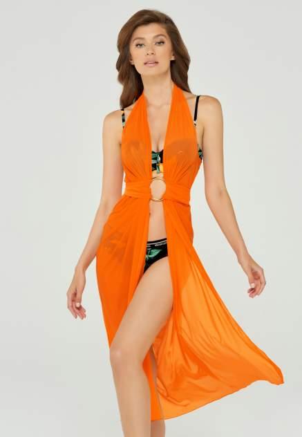 Туника женская MARC & ANDRÉ CU21-10 оранжевая Free