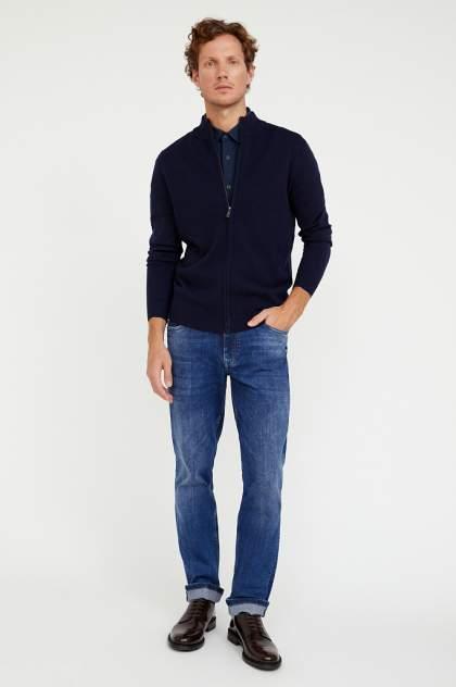 Кардиган мужской Finn Flare A20-21114 синий 2XL