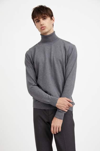 Джемпер мужской Finn Flare A20-21104 серый 3XL
