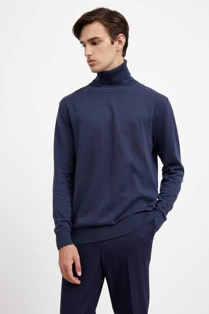 Джемпер мужской Finn Flare A20-21104 синий 3XL
