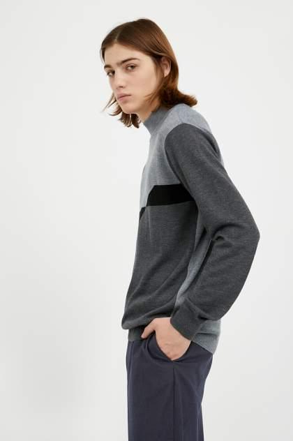 Джемпер мужской Finn Flare A20-21108 серый 2XL