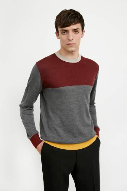 Джемпер мужской Finn Flare A20-42107 серый 2XL