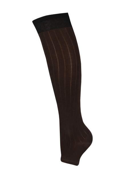 Гольфы женские Mademoiselle Gucci коричневые UNICA