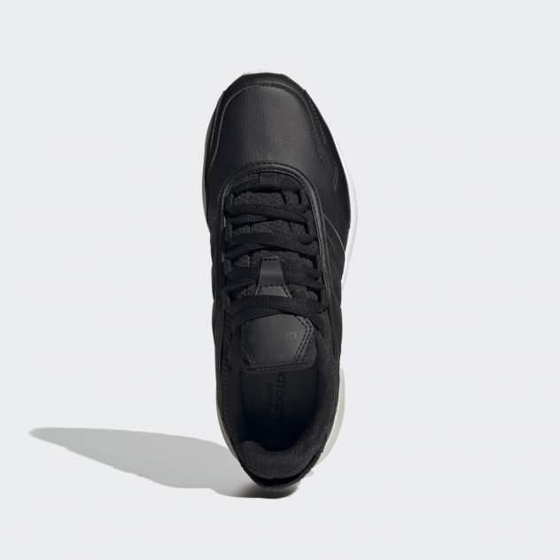 Кроссовки женские Adidas 90s RUNNER CCSILVMT черные 6.5 UK
