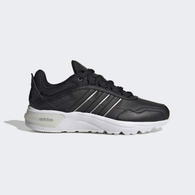 Кроссовки женские Adidas 90s RUNNER CCSILVMT, черный