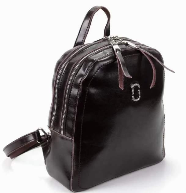 Рюкзак женский Fuzi house 1506 коричневый