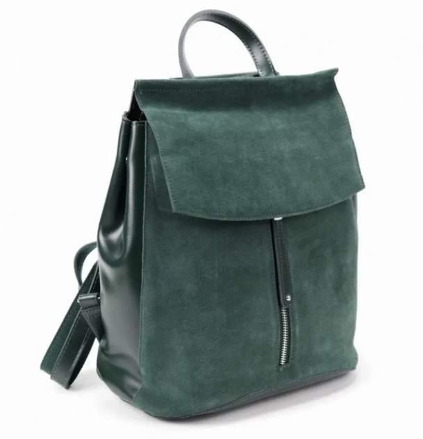 Сумка-рюкзак женская Fuzi house 510 зеленая