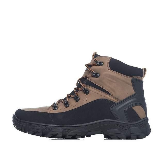 Мужские ботинки PULSE 248-02MV-072SW, коричневый