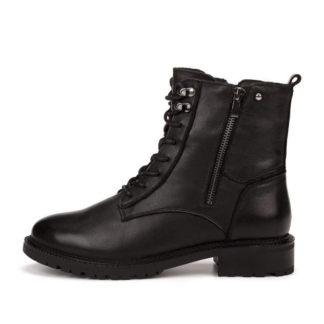 Ботинки женские ZENDEN 245-02WB-071KN, черный