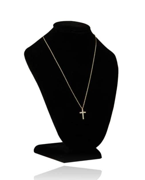Цепочка женская Daroni Маленький крест