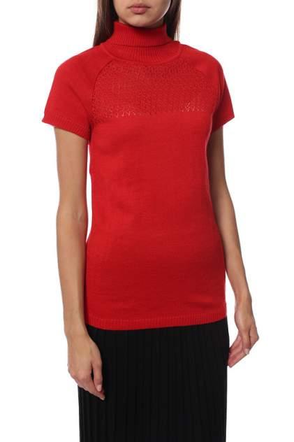 Джемпер женский Lilaccat 89-577 красный 50 RU