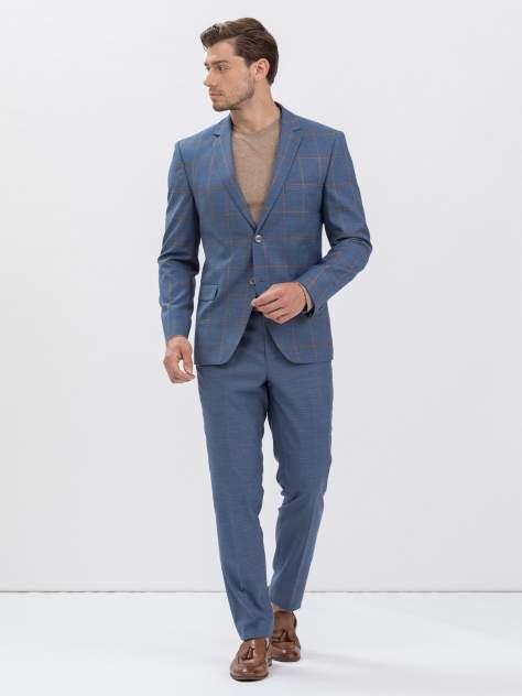 Мужской костюм Marc De Cler Ksm-k24555Blue-176, голубой