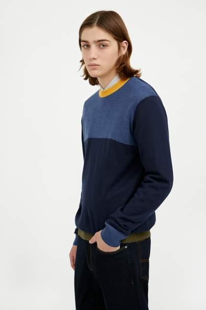 Джемпер мужской Finn Flare A20-42107 синий 2XL