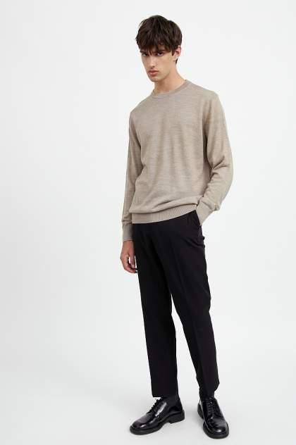 Джемпер мужской Finn Flare A20-21101 коричневый 2XL