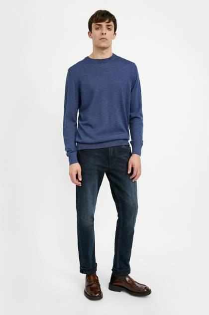 Джемпер мужской Finn Flare A20-21101 синий 3XL