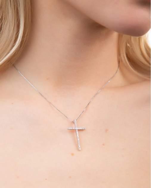 Цепочка с большим крестиком Daroni 1504_0042