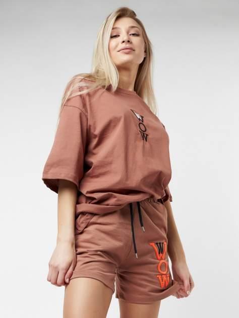 Женский костюм MTFORCE 76052, коричневый