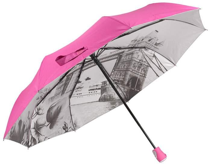 Зонт женский frei Regen 2000-FCV розовый