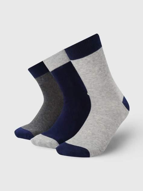 Набор носков мужских ТВОЕ A7095 синих ONE SIZE
