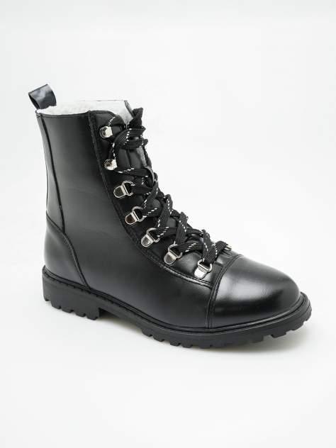 Ботинки женские ТВОЕ A6981 черные 40