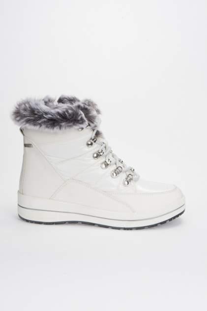 Ботинки женские Caprice 9-9-26206-25-197/209 белые 37.5 RU