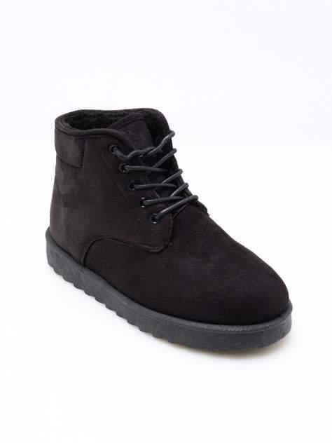Ботинки женские ТВОЕ A6976 черные 39