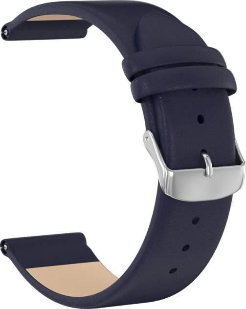 Ремешок для часов GSMIN Esquire 22 для GearS3/GalaxyWatch(46mm) Синий