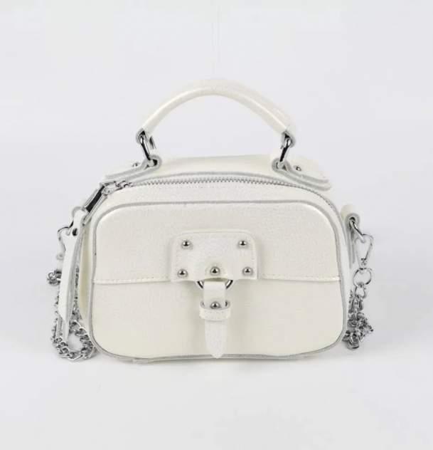 Поясная сумка женская Fuzi house D-1918 белая