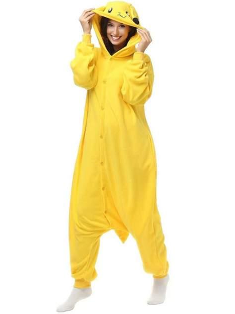 Кигуруми женское Family Shop 890-163 желтое