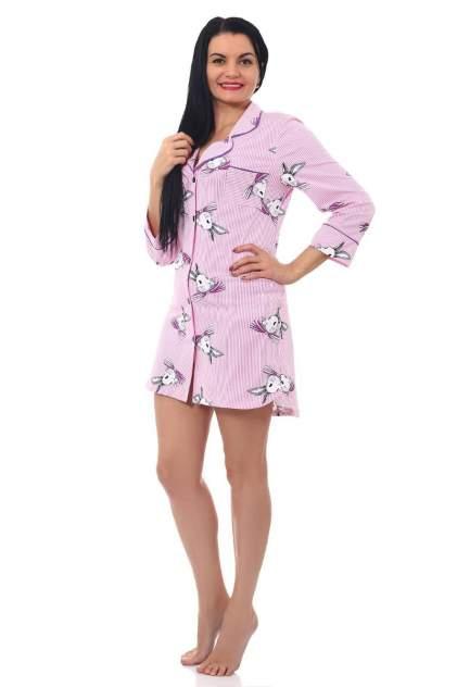 Домашний халат женский Domtrik К-99 Ричи, розовый