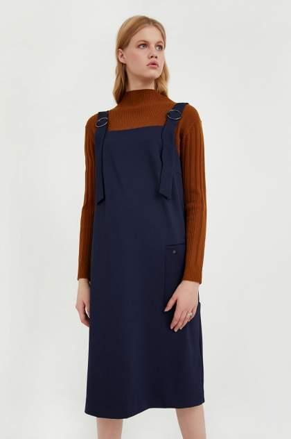 Женское платье Finn Flare A20-11047, синий