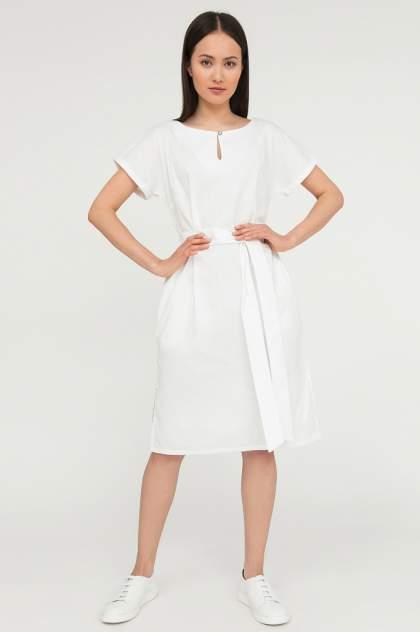 Женское платье Finn Flare S20-11084, белый