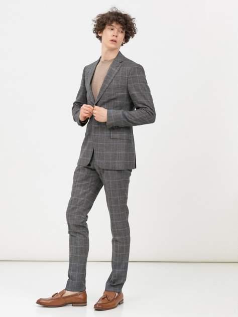 Мужской костюм Marc De Cler Ks 18062-6OL-182, серый, голубой