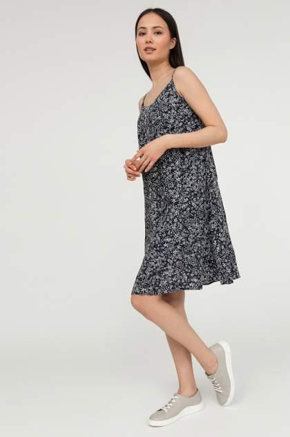 Женское платье Finn Flare S20-110135, синий