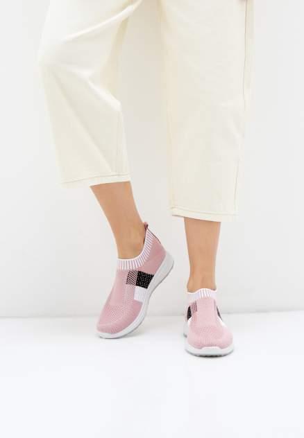 Кроссовки женские NOBBARO 15NB-07-02W3, розовый