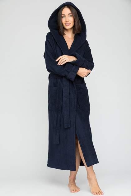 Домашний халат женский EvaTeks Sport&Style Woman, синий