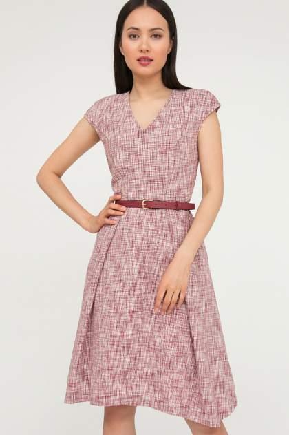 Женское платье Finn Flare S20-14029, красный