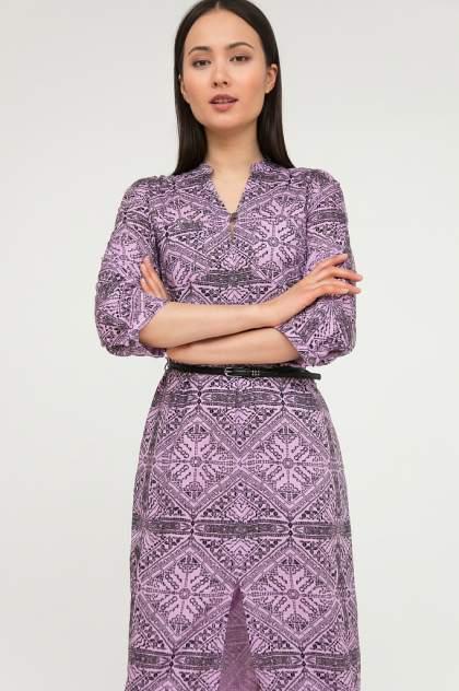 Женское платьеЖенское платье  Finn FlareFinn Flare  S20-120110S20-120110, , фиолетовыйфиолетовый