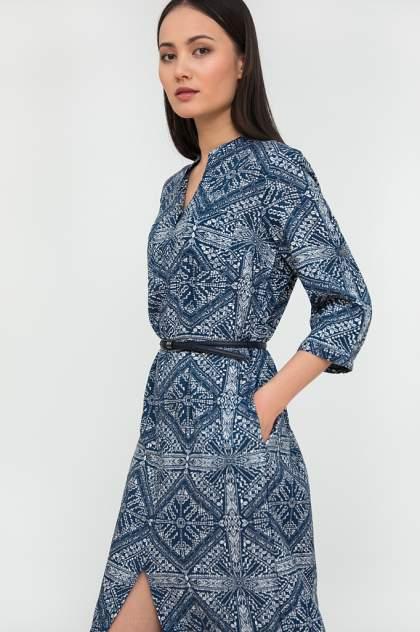 Женское платьеЖенское платье  Finn FlareFinn Flare  S20-120110S20-120110, , синийсиний
