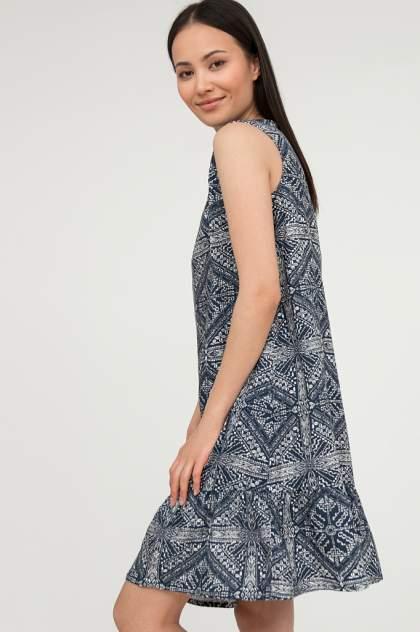 Женское платье Finn Flare S20-12080, синий