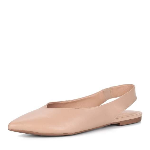 Туфли женские Respect 19-1-570, бежевый
