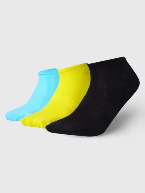 Набор носков мужской ТВОЕ A6114 черный ONE SIZE
