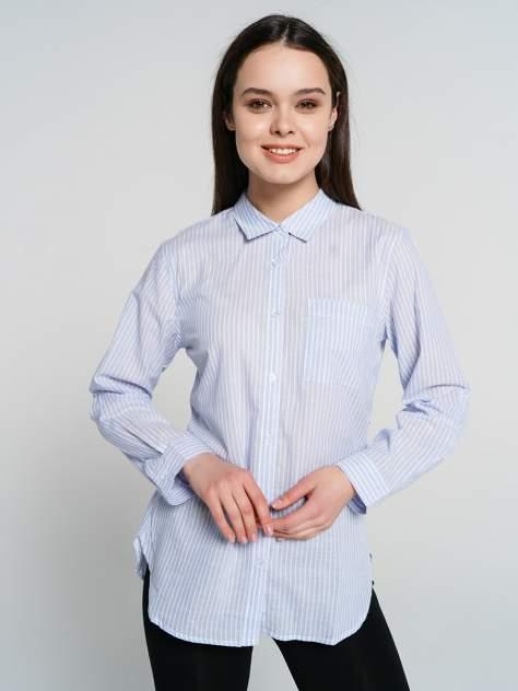 Женская рубашка ТВОЕ A7710, голубой