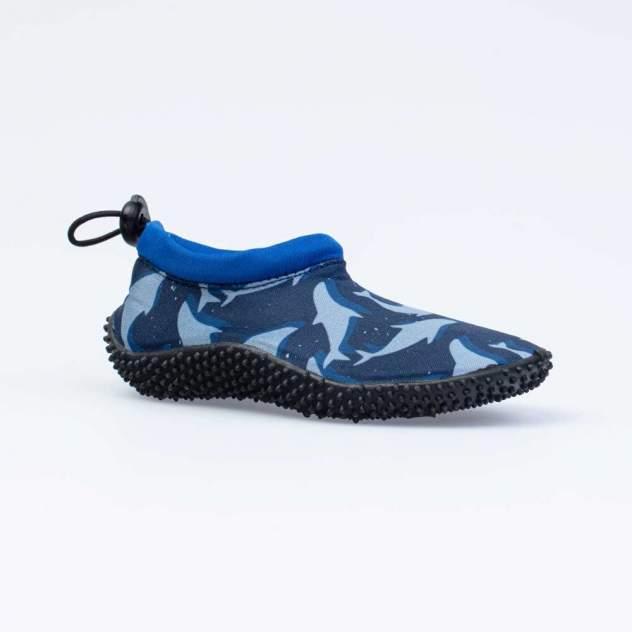 Пляжная обувь для мальчиков Котофей цв.синий р.28