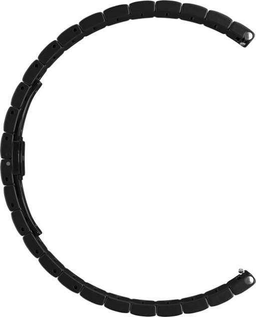 Ремешок для часов GSMIN Steel Collection 22 для GearS3/GalaxyWatch(46mm) Черный